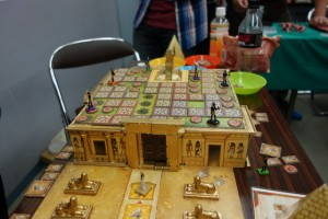 クレオパトラと建築士たち2